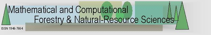 Mathematical and Computational Forestry & Natural-Resource Sciences